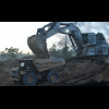 Open Cut Mining Truck & Shovel