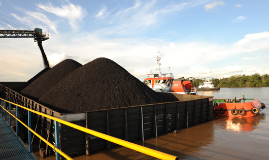 ABN Port Barge loading Capacity:  1,700 mtph