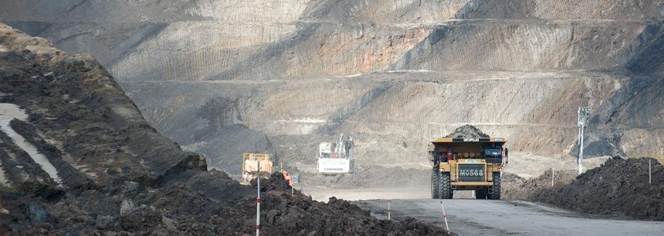 Coal Deposit